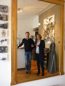 Charlotte Britz und Steffen Lang