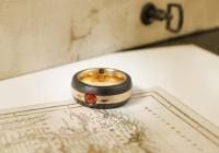 Ferrum Mandarin Ring