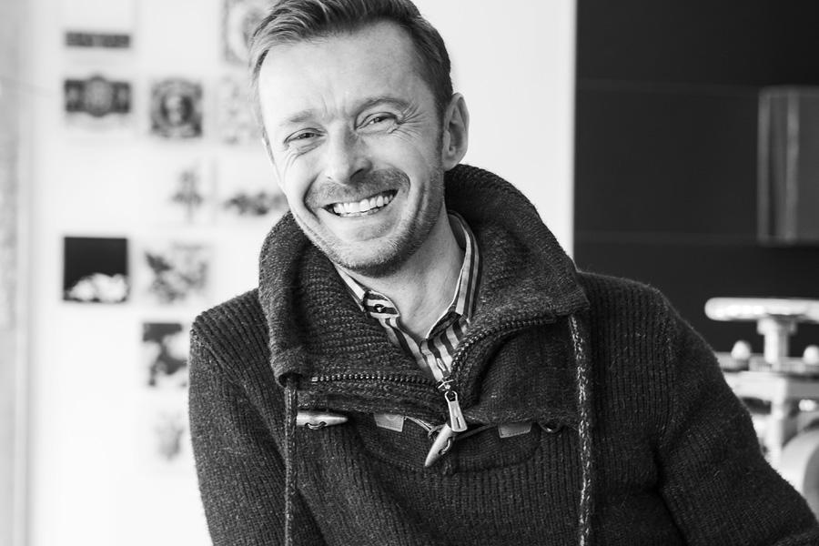 Goldschmied und Schmuckdesigner Steffen Lang